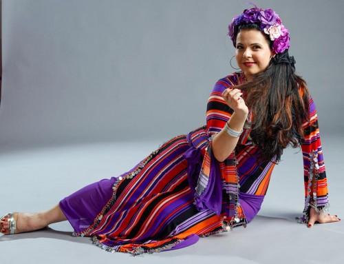 Victoria Folklore Purple