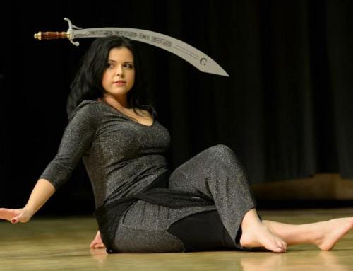 Victoria Performance Sword