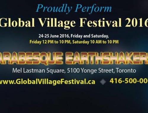 Global Village Festival 2016