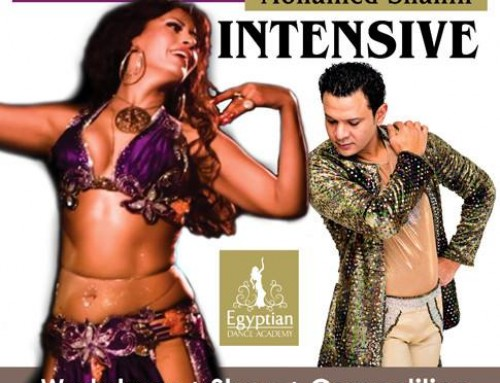 Randa Kamel & Mohamed Shahin Intensive – October 2016