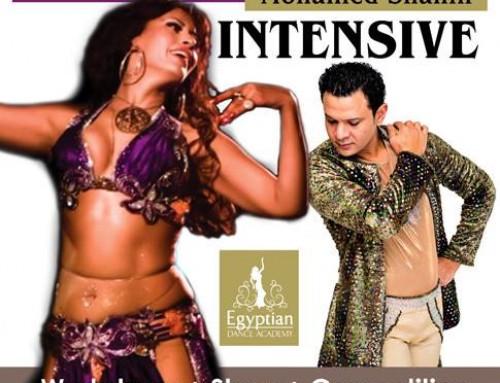 Randa Kamel & Mohamed Shahin Intensive – October 2016