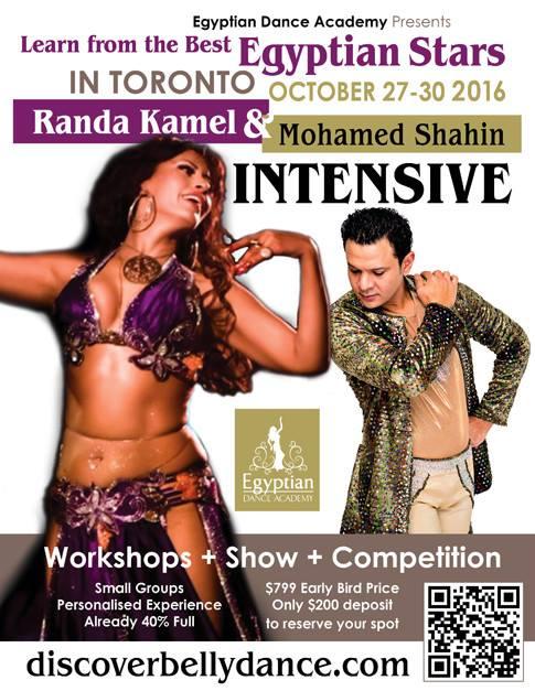 Randa Kamel Mohamed Shahin Intensive